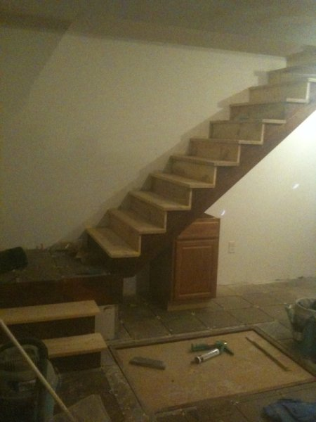 4 - Stairs
