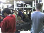 Delays and the Greyhound Bus Nazis