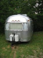 My Airstream Mobile Office is All Set Up Now