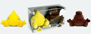 Pee and Poo Plush Toys and Accessories Shop