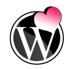 WordPress Logo - For WordPress Wednesday Feature Blogs
