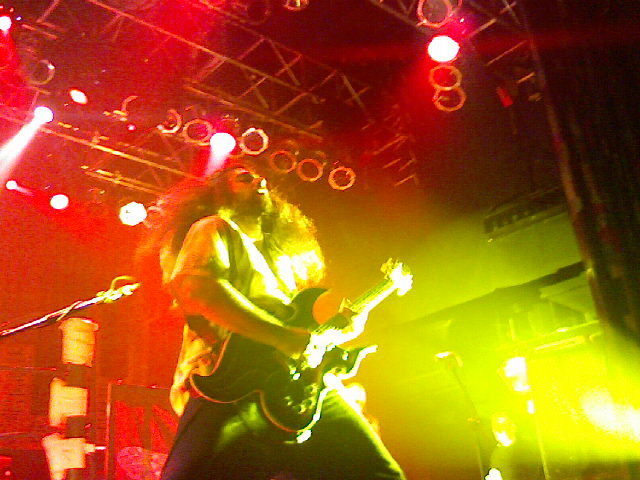 Coheed and Cambria Concert Photo