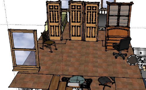 Tiny house second floor plans
