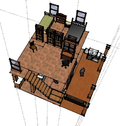 my tiny house floor plans - finally! - wicked blog
