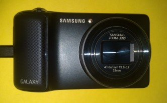 Review of Samsung Galaxy Camera