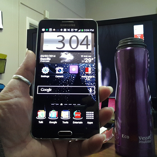 Review of the Samsung Galaxy Note 3