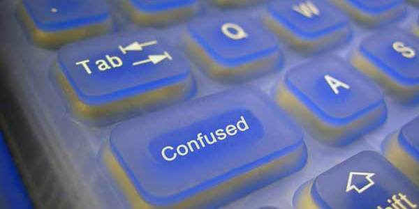 Confused by the prospect of blogging